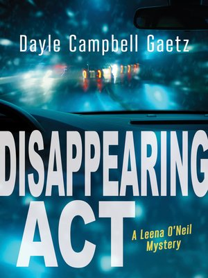 cover image of Disappearing Act